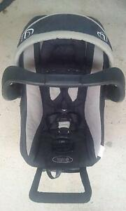 Steelcraft cruiser carrier / capsule travel system stroller Springwood Logan Area Preview