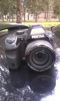PENTAX X-5 16 MEGAPIXEL  DIGITAL CAMERA