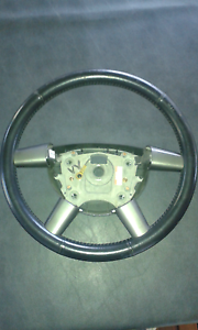 VY Commodore leather steeeing wheel Gepps Cross Port Adelaide Area Preview