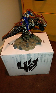 Transformers Age of Extinction limited edition bluray Doreen Nillumbik Area Preview
