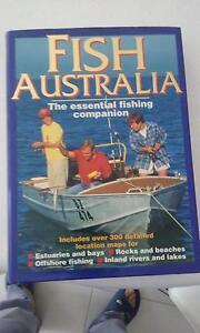 FISH AUSTRALIA  BOOK Glen Waverley Monash Area Preview