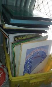 LP`s Vinyl records 5 boxes Bulk Lot Wangaratta Wangaratta Area Preview