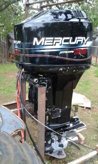 MERCURY 135 hp Off Shore outboard motor Gawler Gawler Area Preview