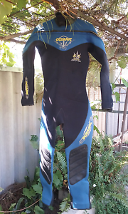 Oceanic Scuba Semi-dry Wetsuit Cannington Canning Area Preview