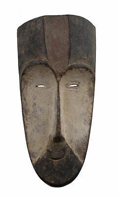 Masquette Mask Diminutive African Tsogho Gabon Wood 16 CM Art First 16697