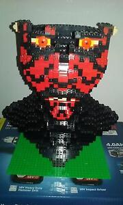 LEGO  DARTH MAUL BUST....(MOC)..STAR WARS Adelaide CBD Adelaide City Preview