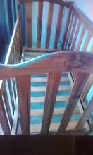 WOODEN COT Kingscliff Tweed Heads Area Preview