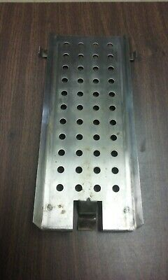 Pelton Crane Ocm Base Plate Tray-used-good-sterilizer Autoclave
