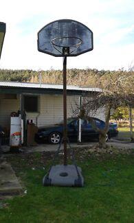 Basket ball setup Bridgenorth West Tamar Preview