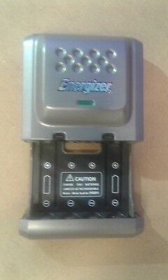 Energizer NiMH Battery Charger Fits AA/AAA - Energizer CHDCWB-4 for sale  Shipping to India