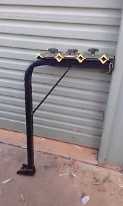 Bike rack for towball Highfields Toowoomba Surrounds Preview
