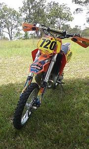 2006 KTM SX65 Wingham Greater Taree Area Preview