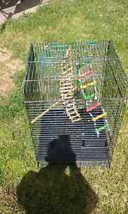 Huge cage great condition. 75cm h. 50cm w. Noarlunga Downs Morphett Vale Area Preview