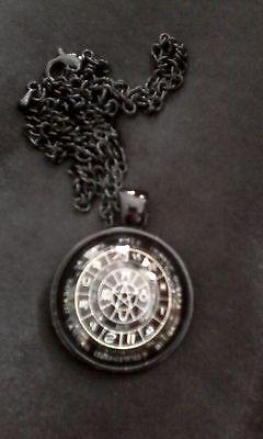 Pentagram Cabochon Halskette Schutz Amulett