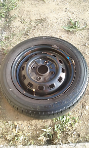 Daewoo matiz wheel Harristown Toowoomba City Preview