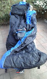 Black Wolf  Power Loft Sleeping Bag with Hood Mount Martha Mornington Peninsula Preview