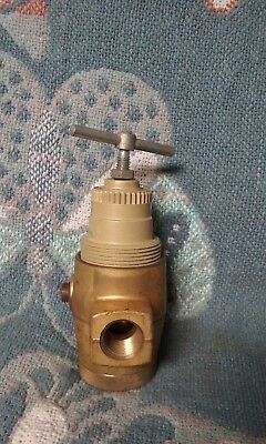 Norgren R43-406-nnla Water And Compressed Air Service Pressure Regulator 12n