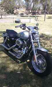Harley Davidson 2011 XL1200C Sportster Perth Perth City Area Preview