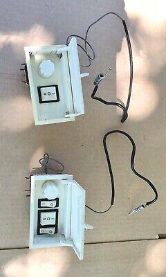 Ugolini Taylor Cecilware Ht Slush Machine Dual Tank Switches
