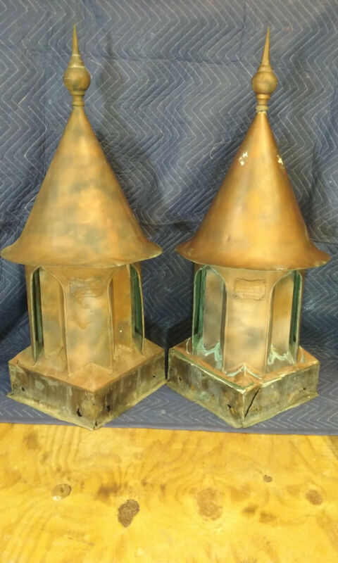 Victorian Ewarts Ventilator #405602 London ABT 1900 Roof Ventilation Copper