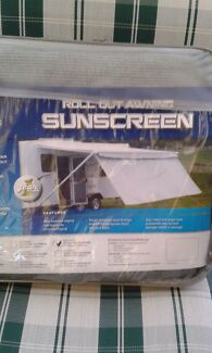 Sunscreens for caravan Helena Valley Mundaring Area Preview