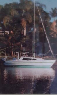 Trailer Yacht