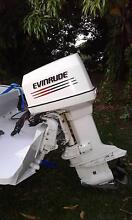 Evinrude 140 hp V4 Outboard Motor Immaculate Condition Ayr Burdekin Area Preview