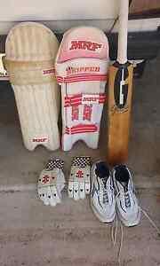 Cricket Kit Wynnum West Brisbane South East Preview