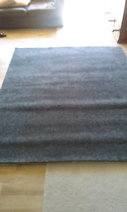 Black carpet mat Kingsley Joondalup Area Preview