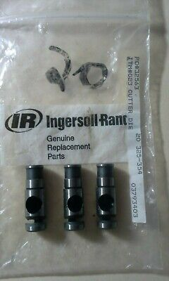 INGERSOLL RAND #325A-354 CUTTER DIE ----QUANITY OF 3----