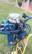 8 h.p Tohatsu outboard motor. Hollywell Gold Coast North Preview