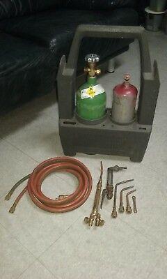 Oxyacetylene Compact Soldering Kit