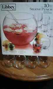 Libbey. Selene Punch Set Beenleigh Logan Area Preview