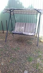 Garden swing chair Marsden Logan Area Preview