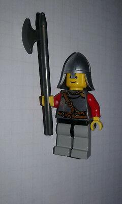 Lego Figur Castle Ritter mit Axt Knight Minifigur minifigure (AM3), usado comprar usado  Enviando para Brazil
