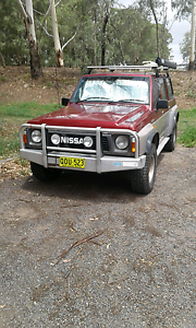 Nissan patrol swap Fern Bay Port Stephens Area Preview