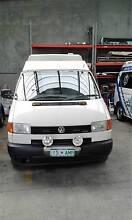 2003 Volkswagen Transporter Van/Minivan Derwent Park Glenorchy Area Preview