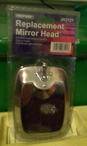 Replacement Mirror Head_Fits either LH or RH side_BallJoint Screw South Melbourne Port Phillip Preview