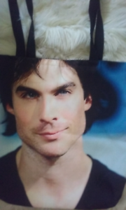 Wanted: Vampire Diaries Tote Bag