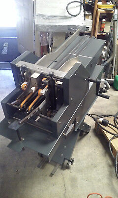 Heidelberg Qm46 Ryobi Ab Dick Suspension Feeder Envelope Feeder And Conveyor