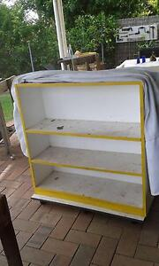 Wooden book cases Ferny Hills Brisbane North West Preview