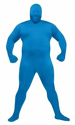 Skin Anzug Erwachsene Kostüm Rücken-reißverschluss Halloween Verkleidung
