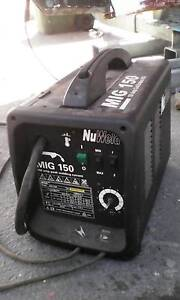 mig welder nuweld 150 Largs Bay Port Adelaide Area Preview