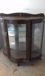 Vintage China cabinet Sunnybank Brisbane South West Preview