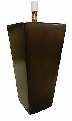 Furn Wood (Wood Tapered Leg, Sofa, Chair, Loveseat, Ottoman Feet ( 4 Legs) 6