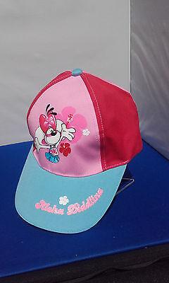 Children's diddl cap / hat  Diddlina range NEW