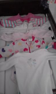 Baby Girl Winter Bundle Size 000