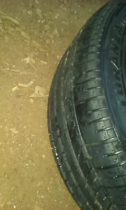 Bridgestone tyre 225/55/16 Elizabeth Playford Area Preview
