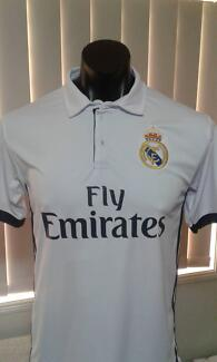 REAL MADRID ADULT JERSEYS FROM SOCCER PLANET