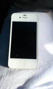 IPHONE 4S - EXCELLENT CONDITION - URGENT SALE Hornsby Hornsby Area Preview